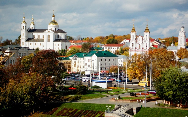 Belarus gezisi