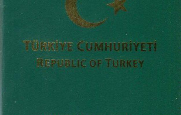 yeşil pasaport